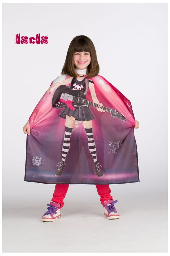ROCKER LITTLE GIRL CAPE