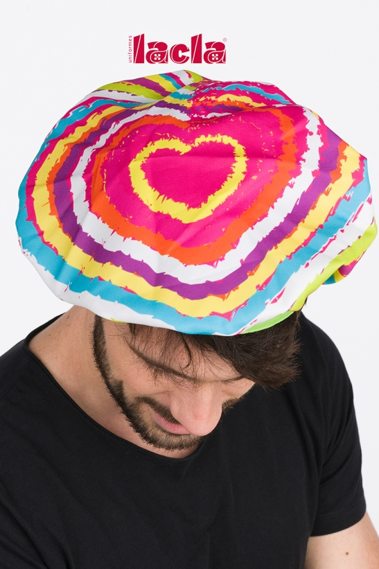 GORRO CHEF CORAZON