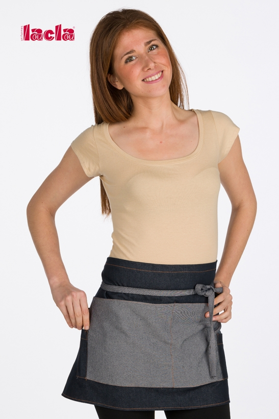 SMALL JEANS APRON