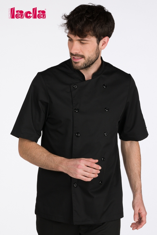 BUTTONS DRY BACK CHEF'S COAT