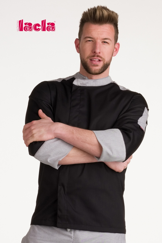 ELEGANT DRY BACK CHEF'S WHITE JACKET