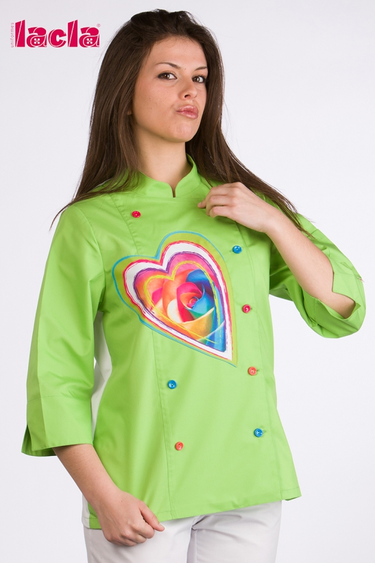 ROSE AGATA KITCHEN JACKET